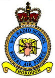 RAF Locking badge